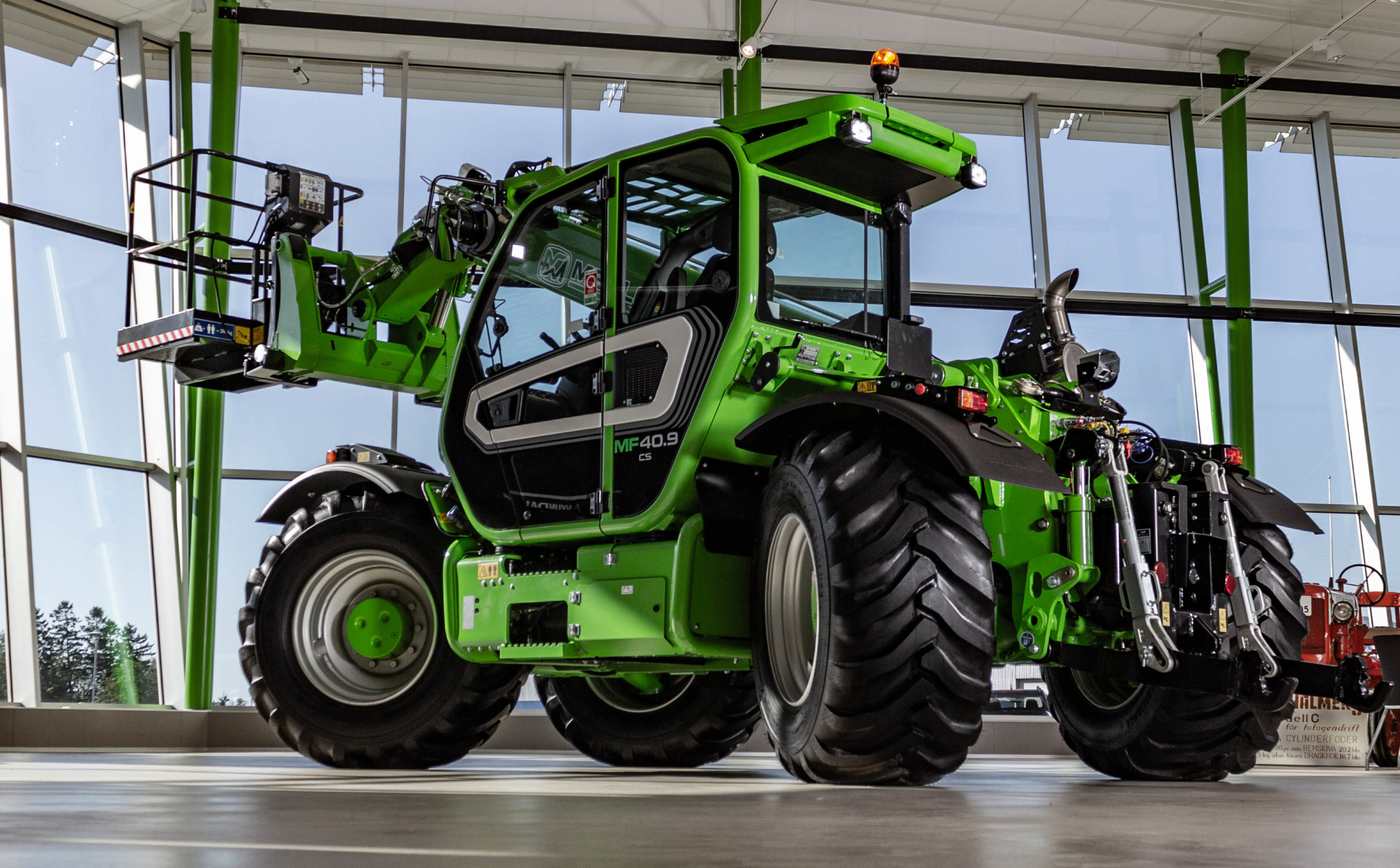 Merlo MF40.9CS – Ex Demomaskin